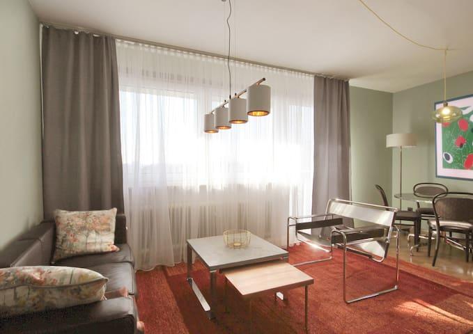 Design-Apartment im Offenbacher Westen