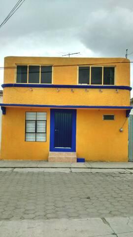 Casa de las luciérnagas, habitación grande