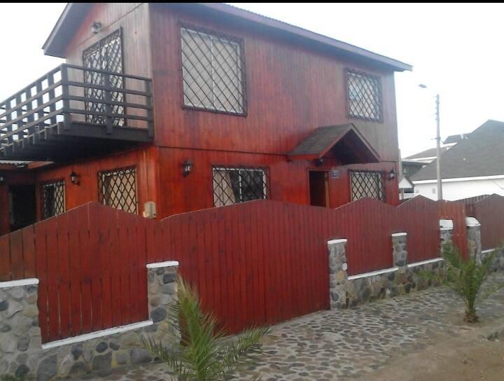 Casa Laguna Zapallar 2 cuadras de la playa