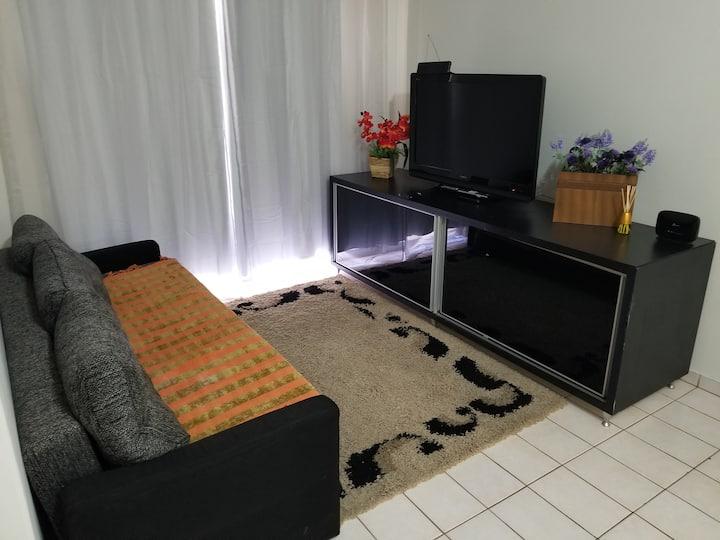 Apartamento 3Quartos perto do Praia Clube e Cajubá