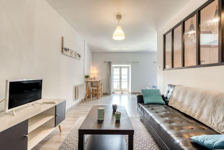 Appartement de 40m2 tout confort en centre ville