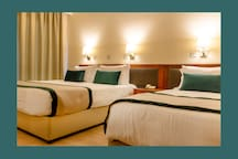Pefkos City is  budged 3* Hotel just renovated !