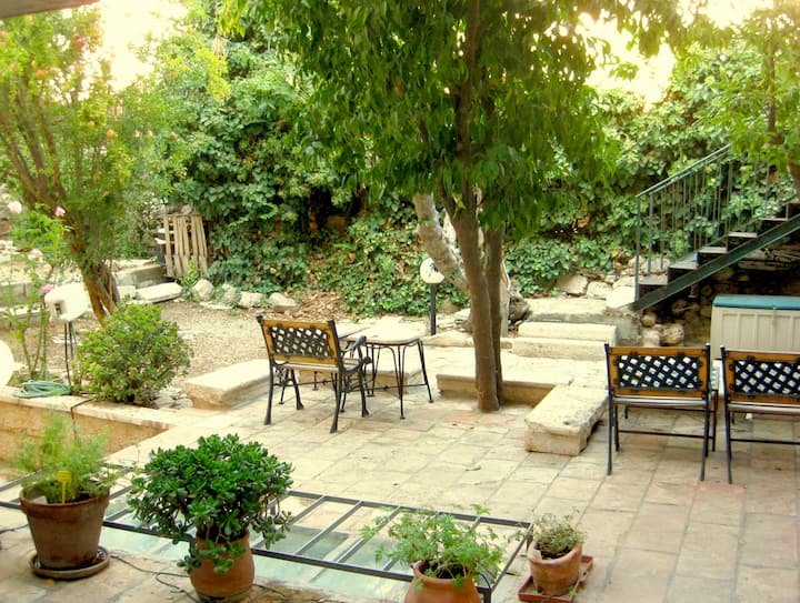 The 3 level Cellar - Superb Location and  Garden