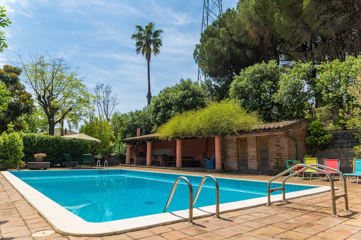 VILLA DEL FILOSOFO- Up to 11 guests- Swimming pool