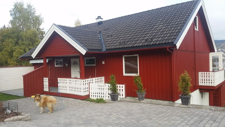 Risesvingen - Lillehammer - Hus
