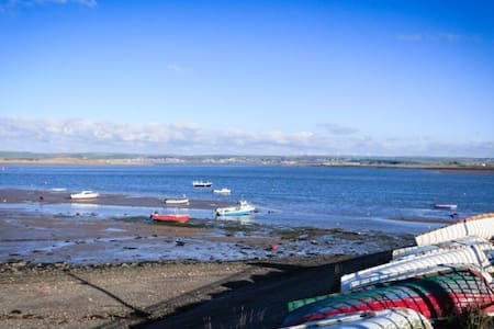 APPLEDORE YARDARM | 4 Bedrooms - Appledore