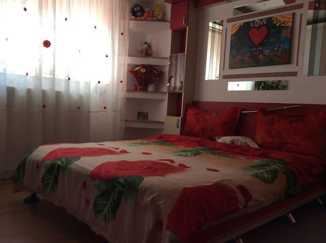 Relax Central Apartment Bacau - Bacău - Lägenhet