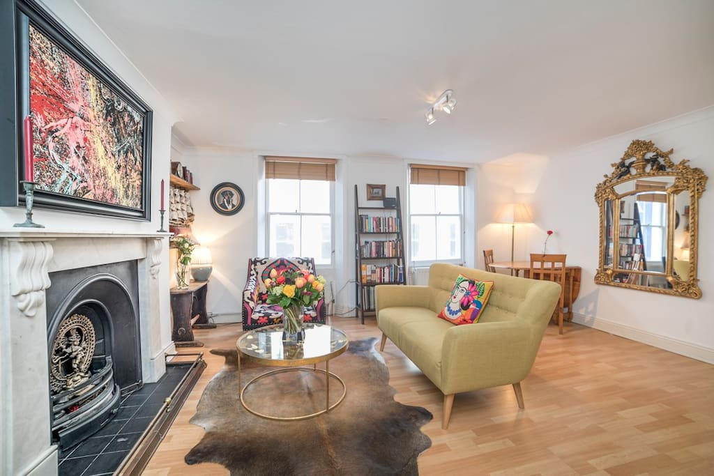 10 Fabulous London Airbnb Rental and Apartments for Every ...