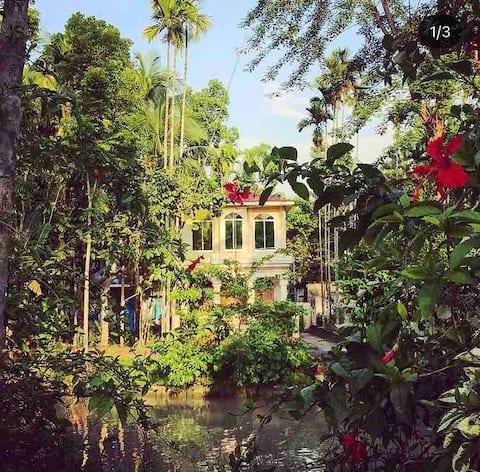 Stunning 1-bedroom villa in Swarupkathi!