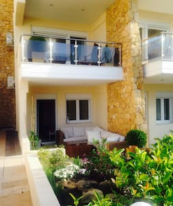 Seaveiw 2 -levels  maisoniette in Kassandra - Полихроно - Villa