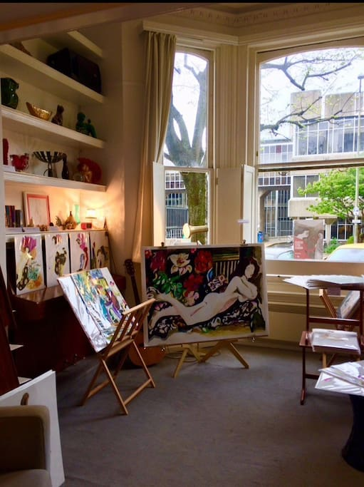 Art Lover? Welcome to your 'In House' Gallery - (All work for sale)