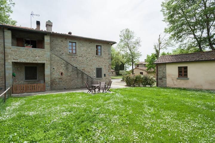 Guido's House - con giardino privato e parcheggio