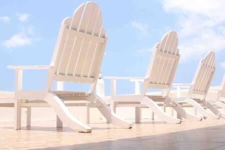 Buenavista Beach & Surf Room A w/ Air Conditioning