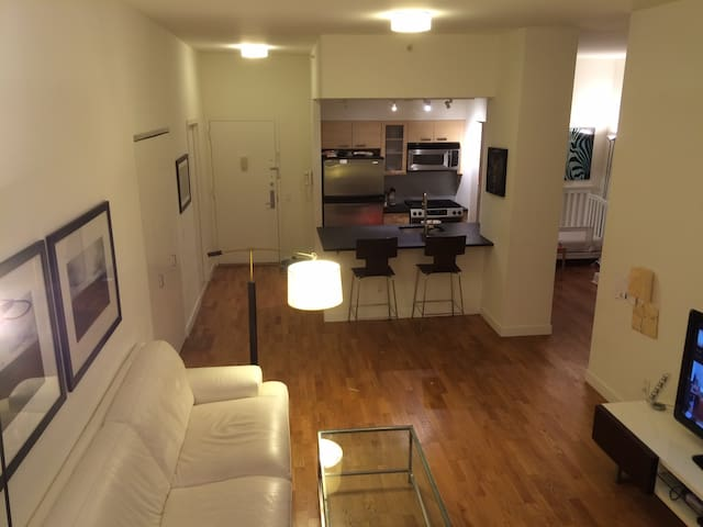 Tribeca one bedroom apt. - available Jan 13-30 - New York - Apartemen
