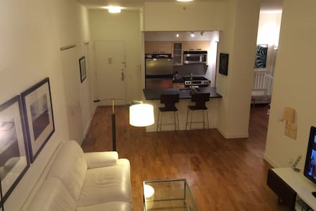 Tribeca one bedroom apt. - available Jan 13-30 - New York - Apartment