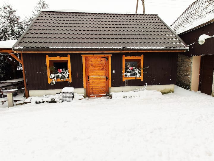 Domek na końcu świata - 100letni HOME OFFICE