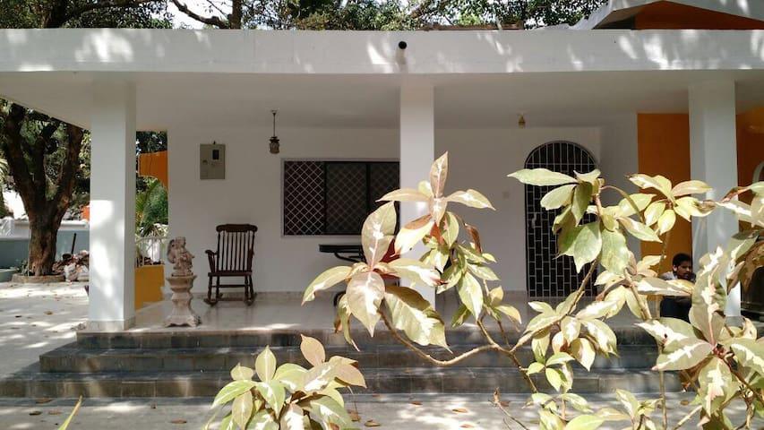 Big Private Villa in Anjuna - 3bhk