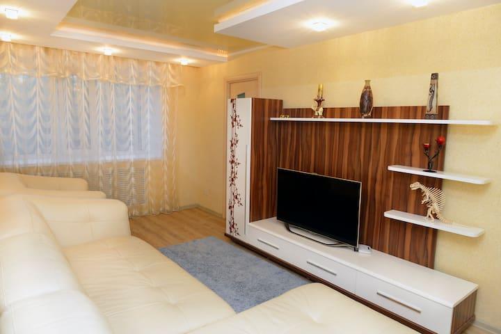 Эксклюзивная трехкомнатная квартира
