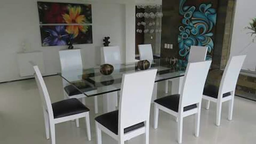 Rooms in country house Manizales - Manizales - Huis