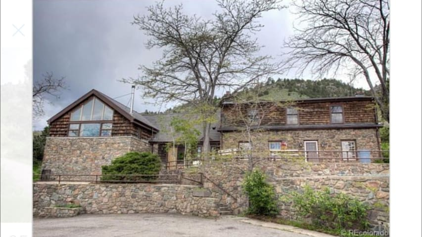Rustic Ranch House for Rent and/or Event Space - Golden - Nature lodge