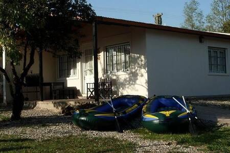 Cabañas La Merced alquilo en Cosquin - Cosquín - Cottage