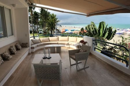 Hermoso departamento frente al mar Casablanca - Same - Apartment