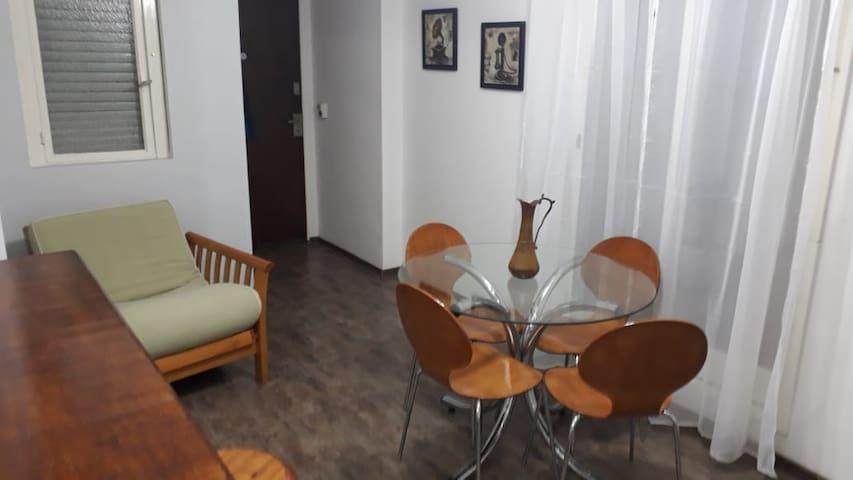 Comfortable apartment in Boedo