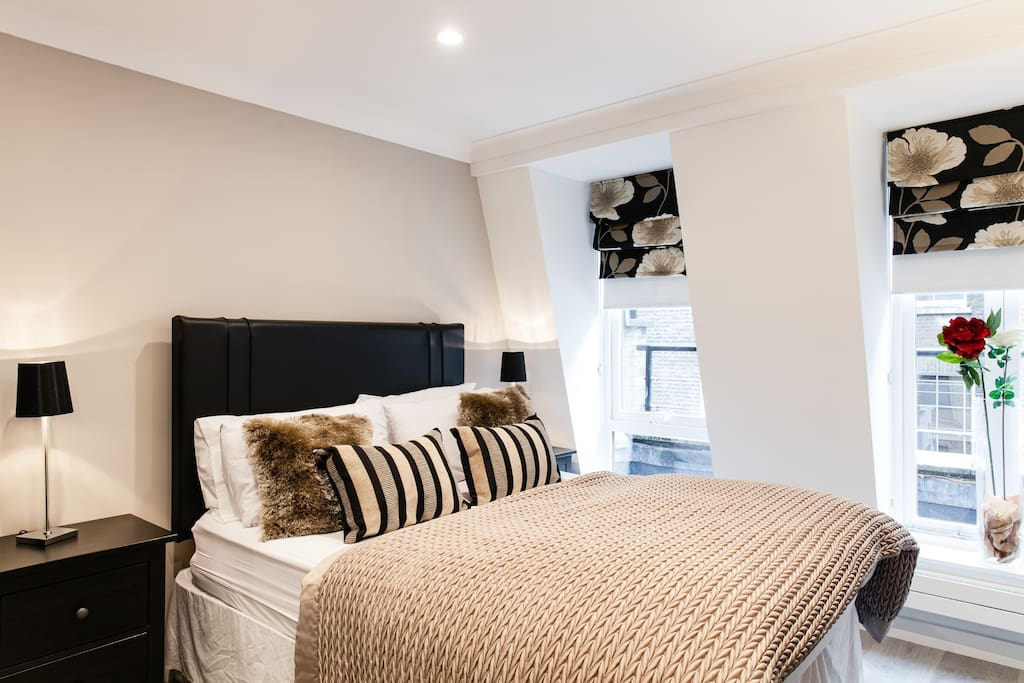 beautifully designed bedrooms