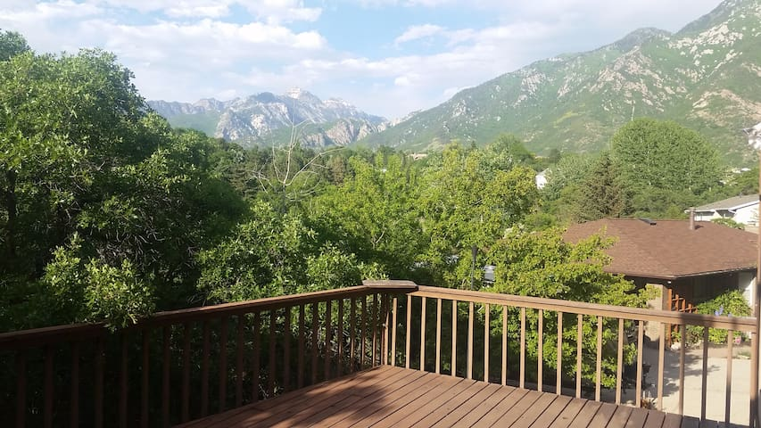 Mountain SUITE, Views, Private,  Sking/Hiking! - Sandy