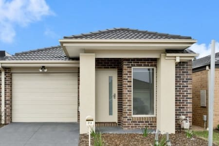 Fresh open bright double bedroom - Craigieburn - Haus