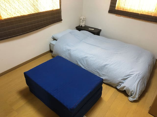 *Easy access to Nagoya&Gifu Twin Cozy Private Room