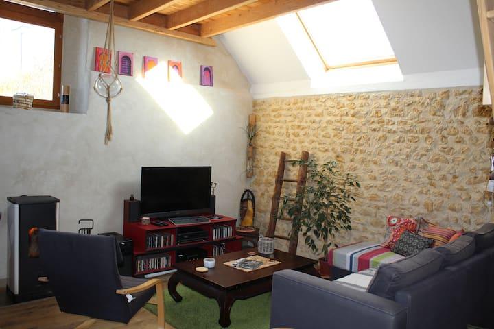 Duplex au coeur du Perche