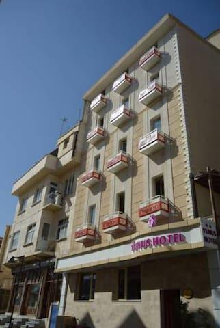 """YUNUS HOTEL"""" BU AYRICALIĞI SEVECEKSİNİZ."""""""