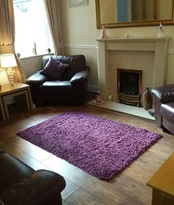 Double room in Penkhull by hospital - Stoke-on-Trent