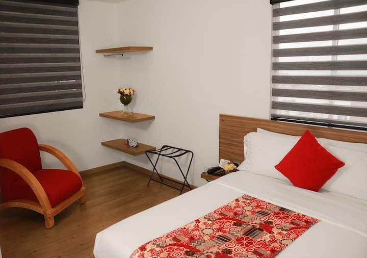 Hermosa Habitación Privada - Acomodación Doble