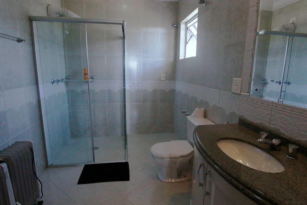Banheiro do Quarto nº2