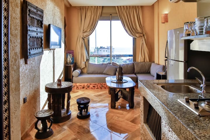 Imsouane GuestHouse - Province d'Agadir-Ida-Ou Tanane - Leilighet