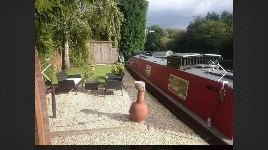 Fistral 55 ft narrow boat - Berkhamsted