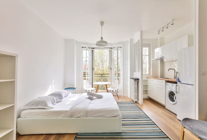 Stylish Studio In Southern Superb Paris For 2 !