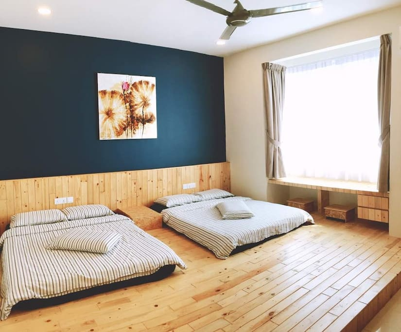Room 1 - Master Room