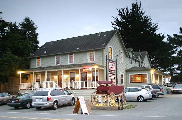 Historic Hotel in the Sonoma Countryside
