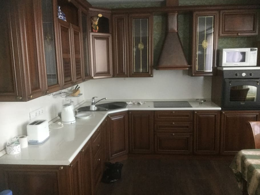 Кухня / Kitchen