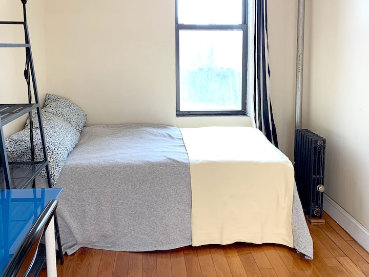 A Lovely Room to Stay in the Heart of Manhattan
