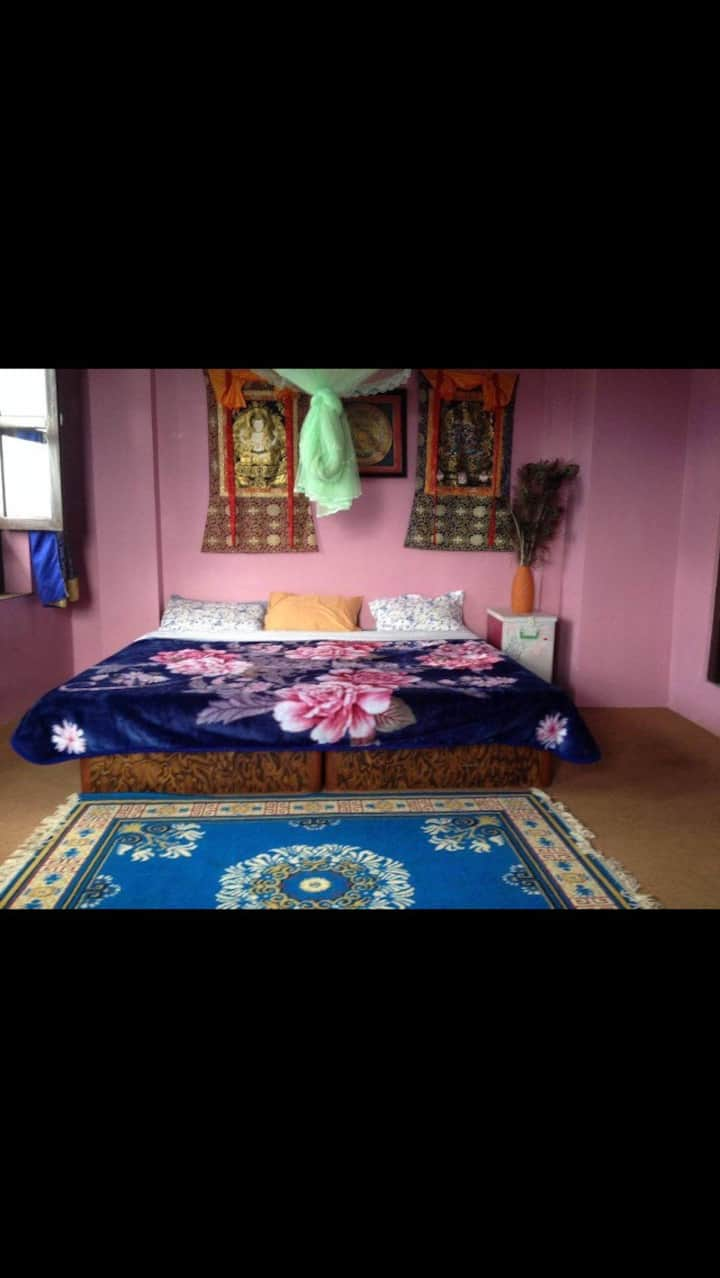 Cosy warm guest house in Nepal - Star View