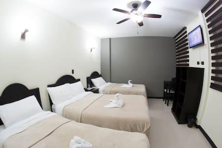 Disfrute en Huehuetenango California Hotel - Chiloja - โรงแรมบูทีค