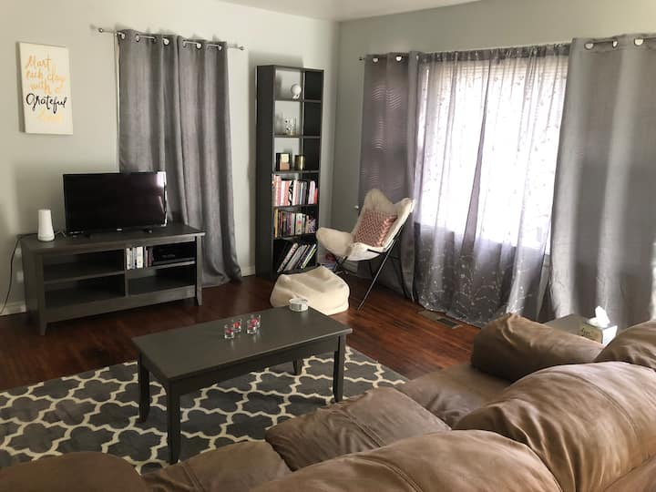 #1 Cute Spot 5 Min From Downtown Tulsa and Airport