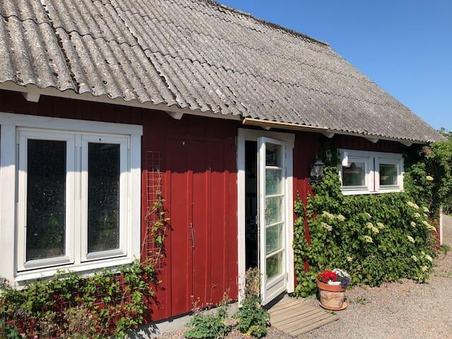 Charmigt och avskilt på Bjäre - Vejbystrand, Skåne