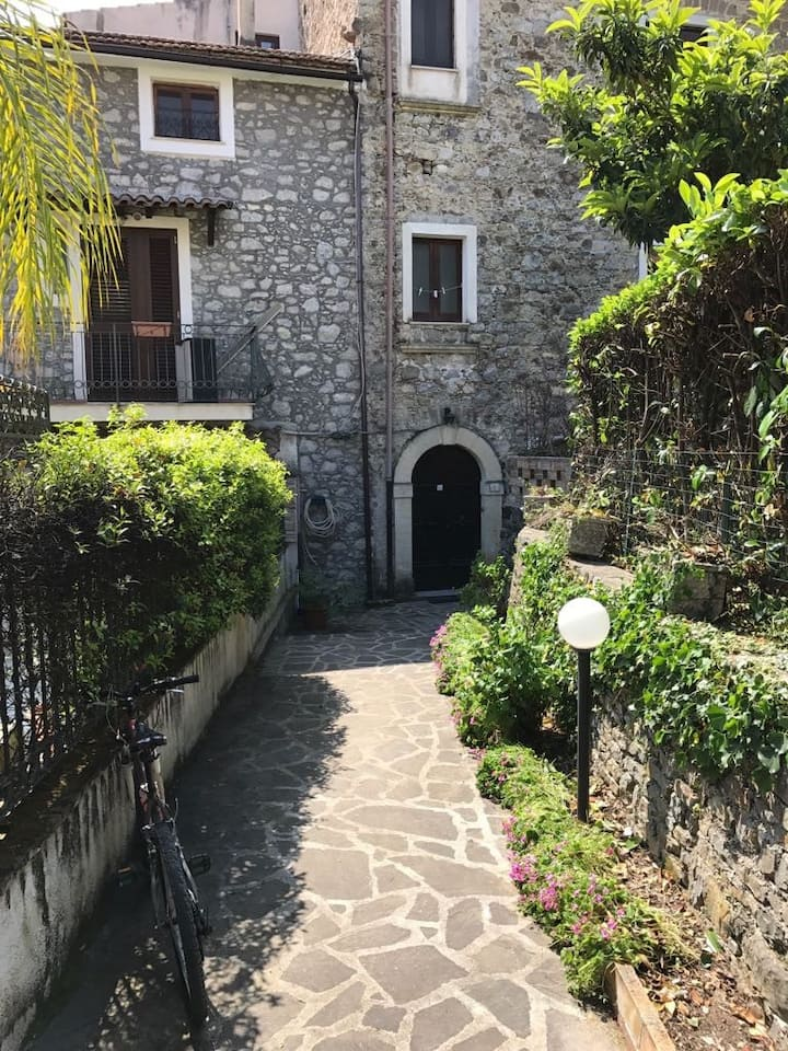 Studio apartment in the center of Scario
