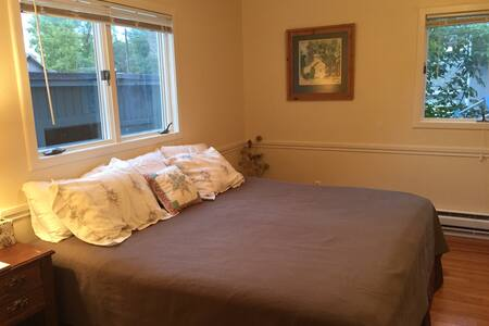 Comfortable king suite near downtown & hospitals - Facturació