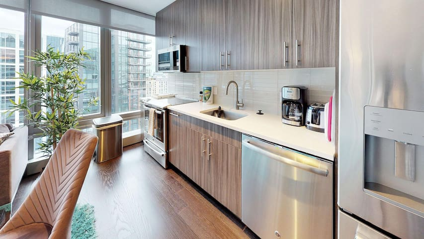 River North Waterside Condos Studio 8